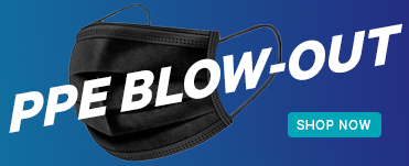 PPE Essentials Blow-Out Sale