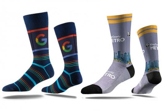 Custom Socks in Bulk