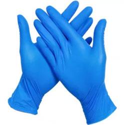 Nitrile Protective Rubber Glove